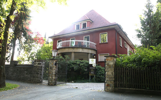 Der Fellmann Eingang