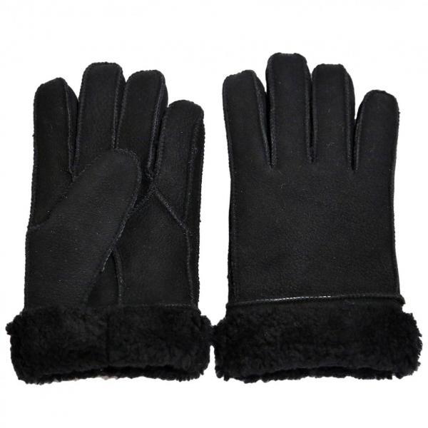 Lammfell Fingerhandschuhe - BURAK