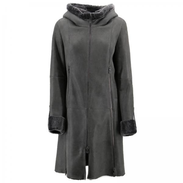 Sheepskin coat - JULIETTE