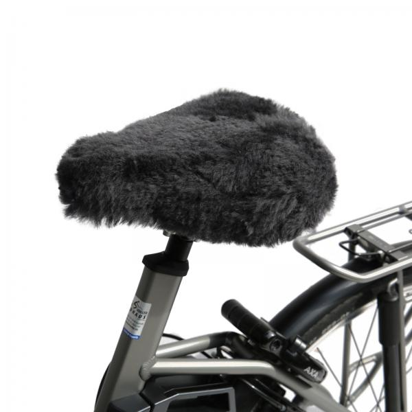 Bicycle seat cover Anthracite