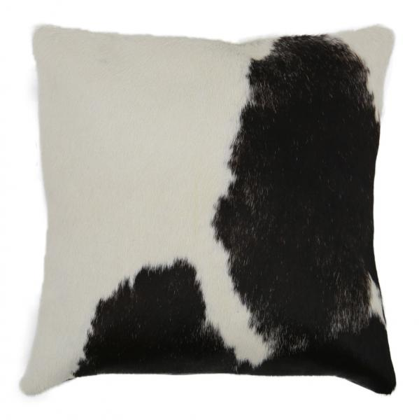 Cow leather pillow Model 3
