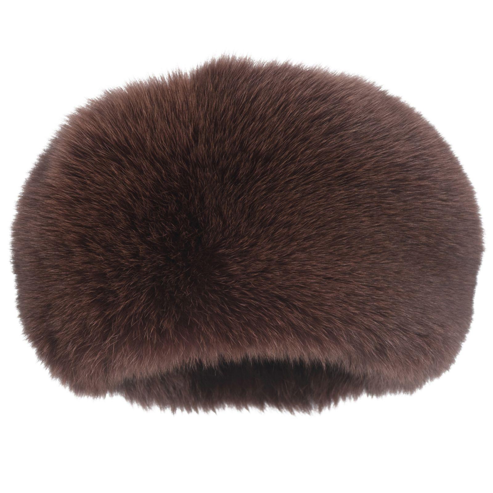 chapeau de fourrure élégantes pour la Dame de la mode-conscient • idéal  pour le shopping c4e0f5c69ec9