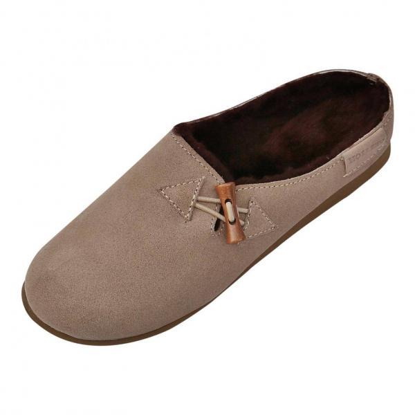 Damen Lammfell Pantoffeln B-WARE Größe 38