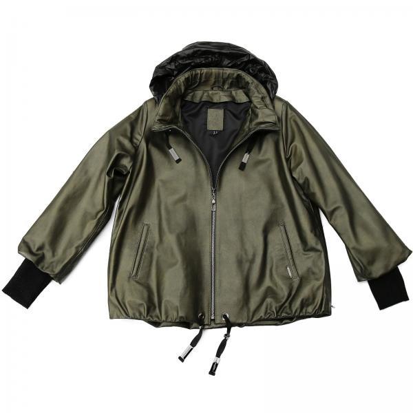 Leather jacket - LATOYA