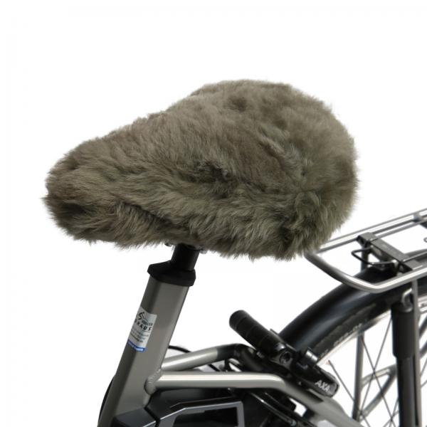 Bicycle seat cover Camel