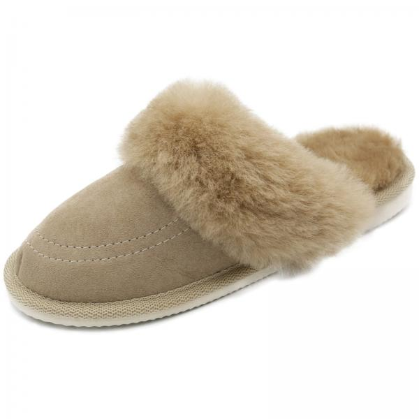 Sheepskin slippers CALIFORNIA