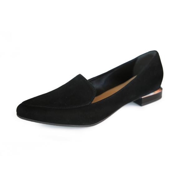 Leder Loafer Michelle Modell 5982
