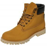 Leder Boots - PELLEGRINO