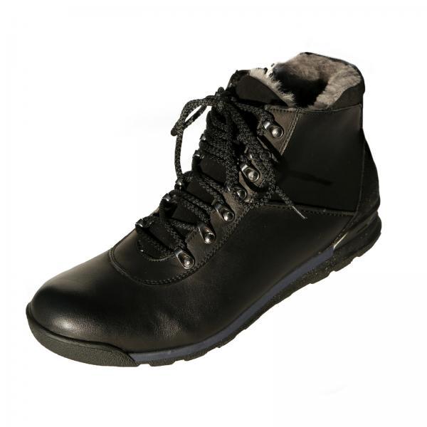 Sheepskin street shoes Model 465