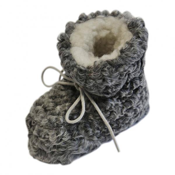 Baby Lammfellschuhe - BIGFOOT GOTLAND