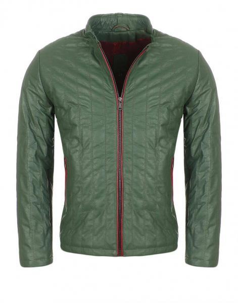 Leather Jacket - ARMANO