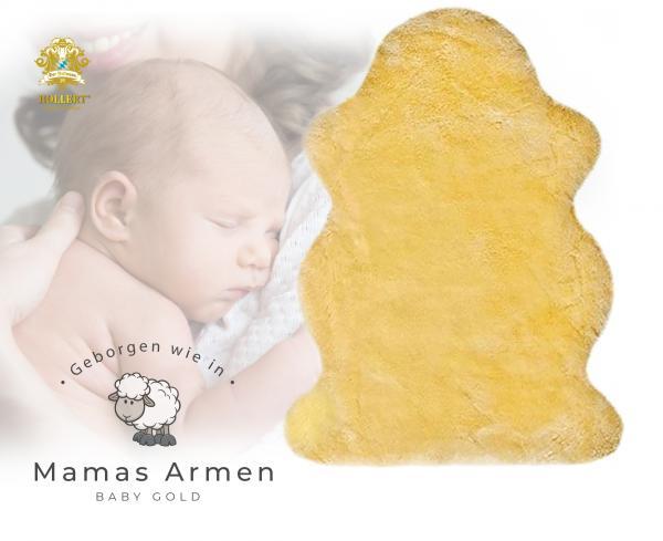 Baby Lammfell waschbar ökologische Gerbung versch. Größen