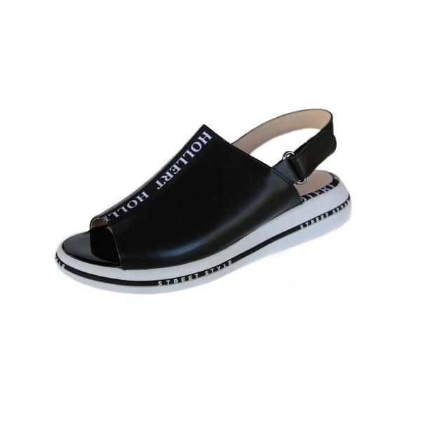 Leather sandals Venice Model 3865