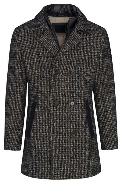 Płaszcz wełniany - ALFON
