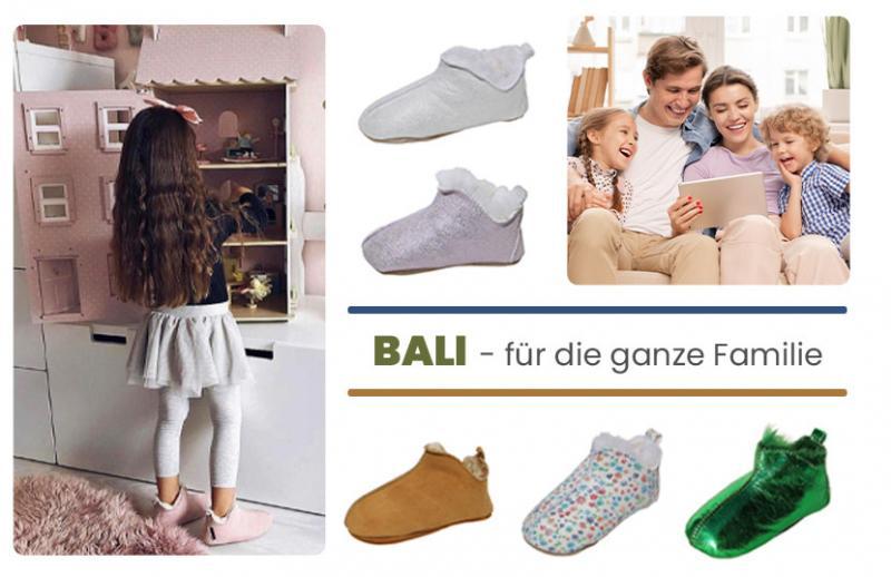 Hausschuhe BALI