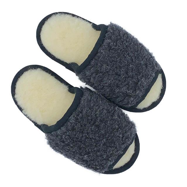 BECKY wool hausschuhe