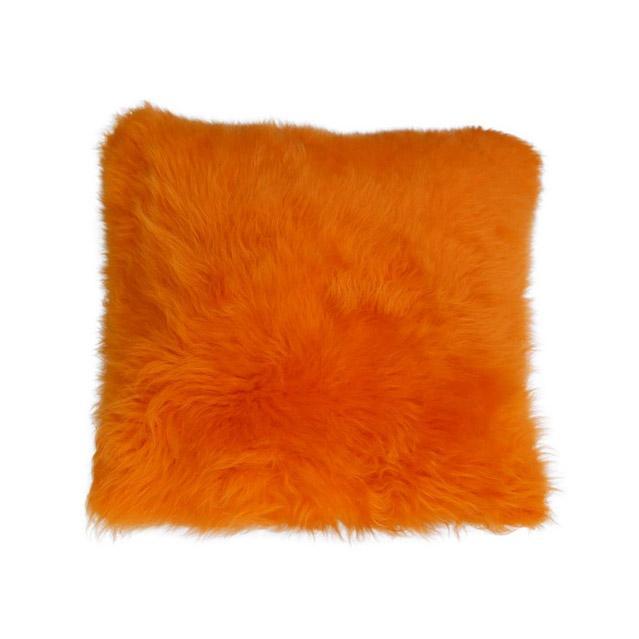 Kissen orange herbst