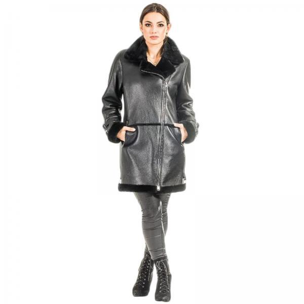 Sheepskin jacket - ARION
