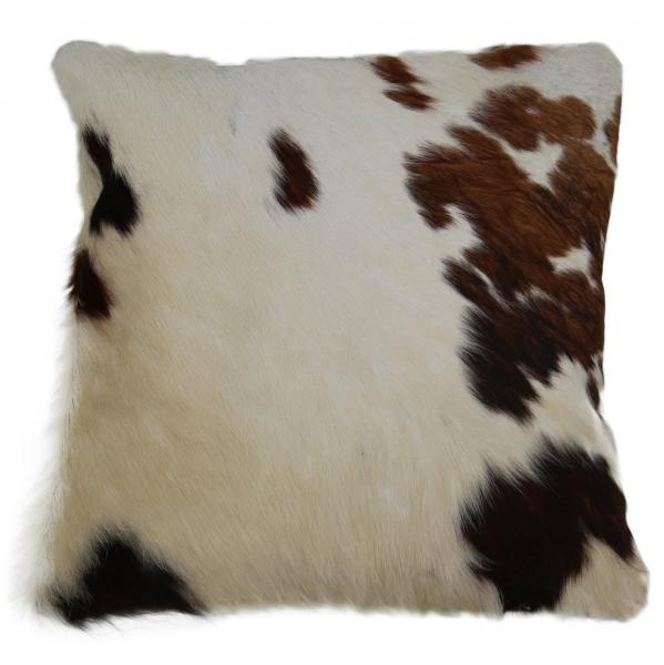 Cow leather pillow Model 4