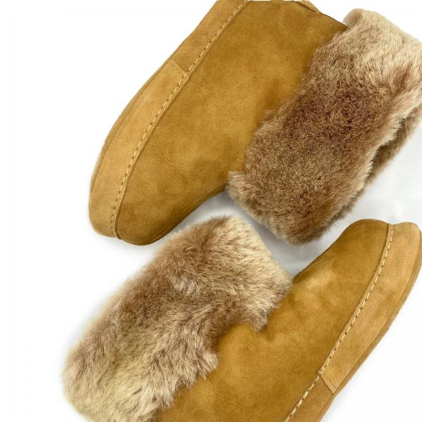 Sheepskin Slippers - ESPANIOL