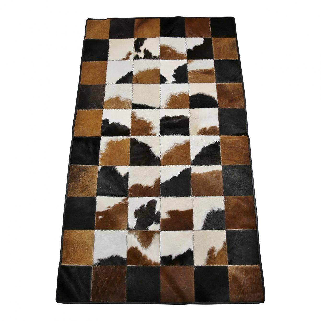 kuhfell teppich 189 der fellmann naturfellprodukte. Black Bedroom Furniture Sets. Home Design Ideas