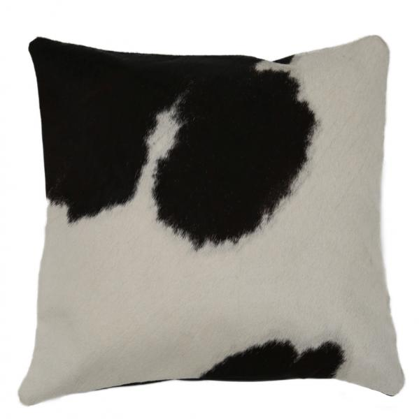 Cow leather pillow Model 2