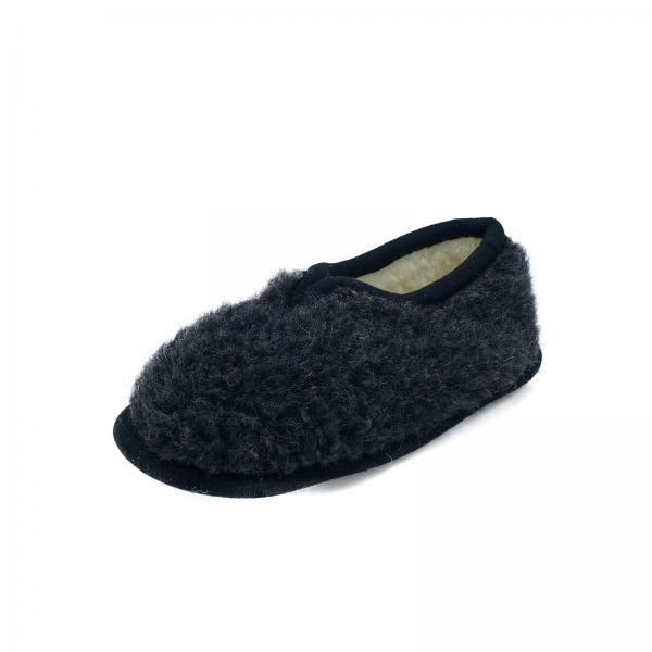 Merino wool slippers - FOGGIA