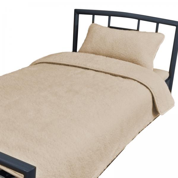 Bettdecke Australische Merinowolle 140x200
