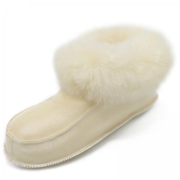 Sheepskin slippers SLEEPY