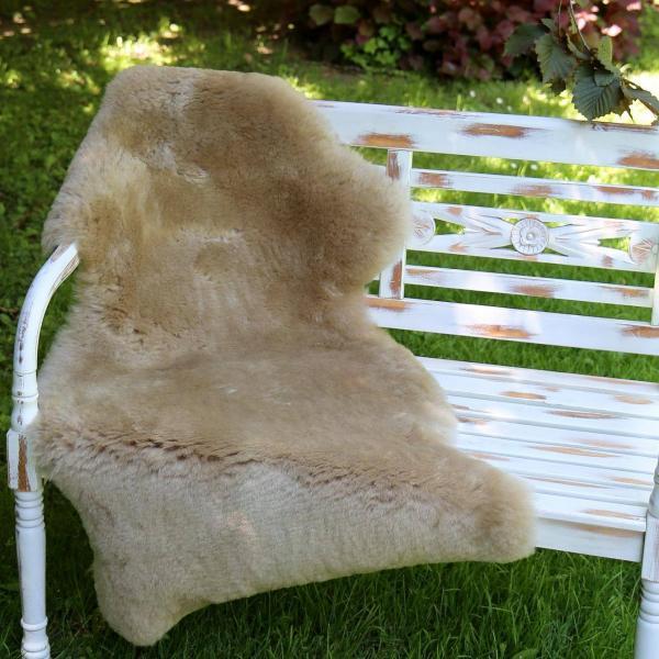 Sheepskin shorn - Brown shades