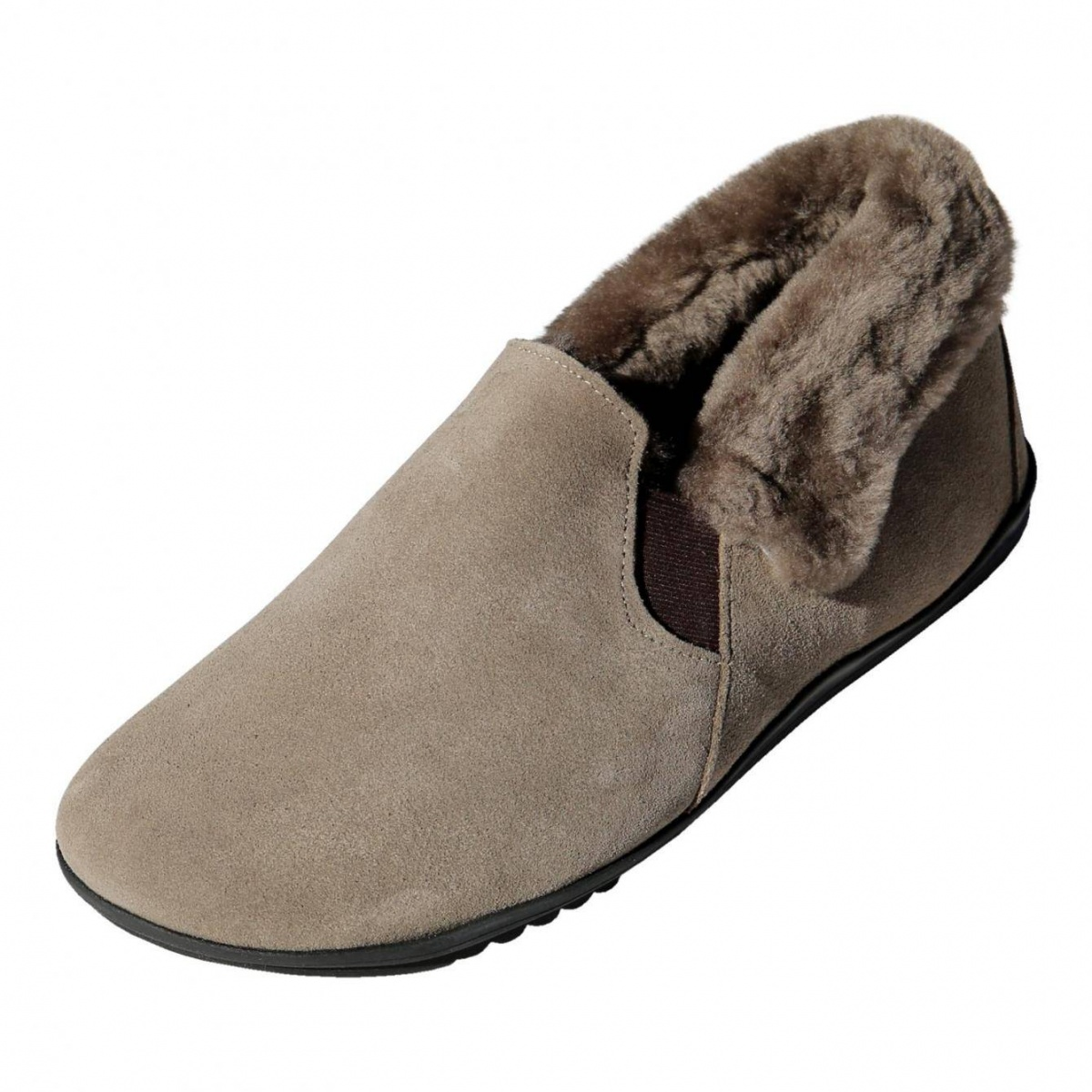 fa2252111f1 Details about Lamb Wool House Shoes - Biekamp Pepper Ladies Shoes Merino fur  Real Leather