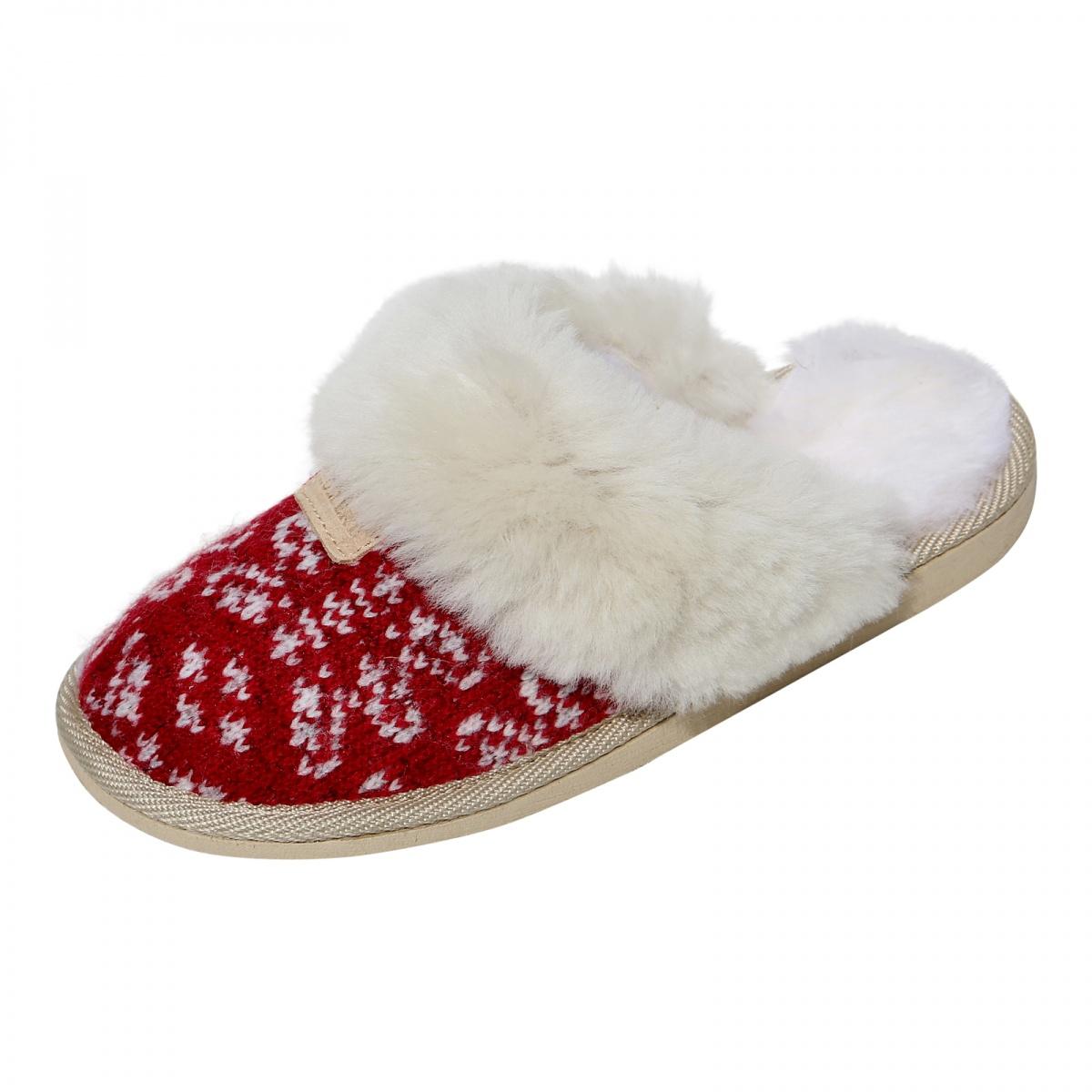 Damen Lammfell Pantoffeln Hausschuhe B-Ware echt Merino Schaffell